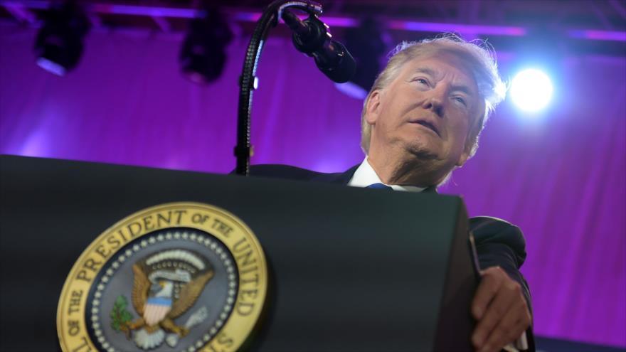 The Hill: EEUU es traidor mientras Irán y Rusia son aliados fiables | HISPANTV
