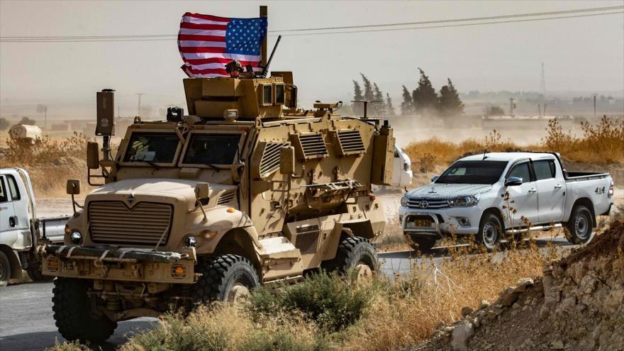EEUU bloquea avance del Ejército sirio cerca de la frontera turca | HISPANTV