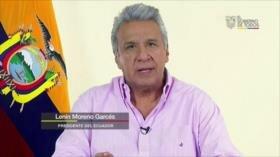 Sanciones contra Irán. Caótico Brexit. Crisis en Ecuador