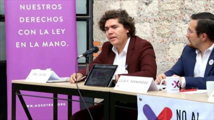 Las ONG rinden informe sobre desabasto de medicamentos en México