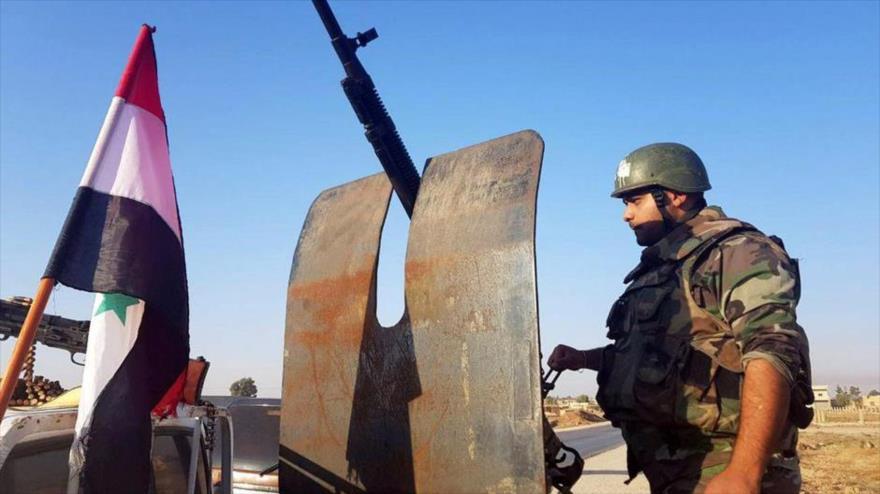 Siria refuerza su posición en el norte, a 10 km de tropas turcas | HISPANTV