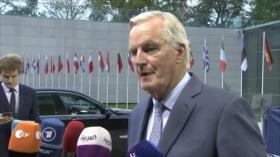 Bruselas y Londres ven posible un acuerdo sobre el Brexit