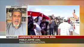 Leal: Ejército sirio frena el avance turco al tomar Manbij