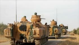 Rusia rechaza la presencia permanente del Ejército turco en Siria