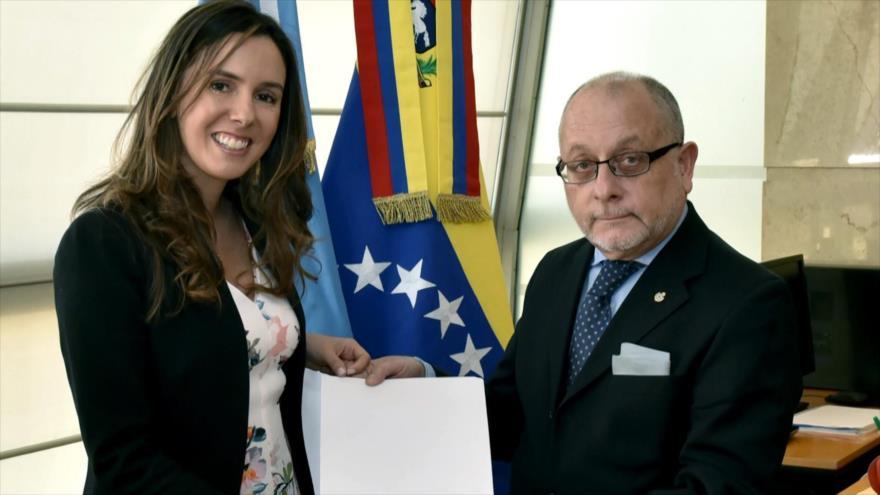 Macri reconoce a enviada de Guaidó como embajadora de Venezuela