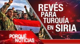 El Porqué de las Noticias: Plan de paz de Ormuz. Revés para Turquía en Siria. Protestas en Cataluña