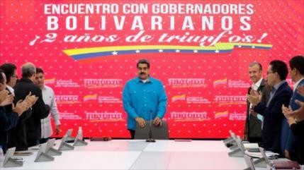 Nicolás Maduro: El pueblo de Ecuador le torció el brazo al FMI