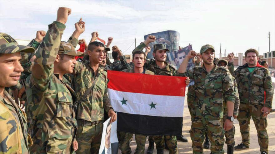 Medios: Ejército sirio entra en Al-Raqa, antigua 'capital de Daesh' | HISPANTV