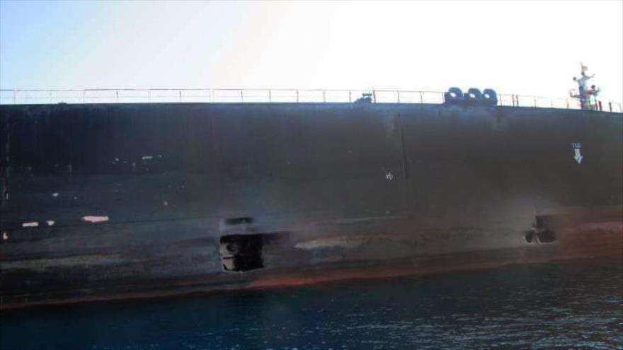 'Irán hará arrepentirse a atacantes de su petrolero en el mar Rojo' | HISPANTV