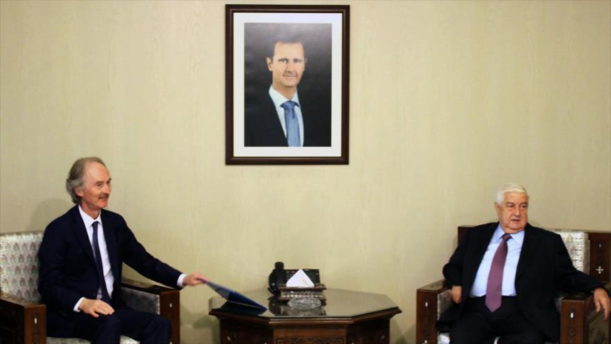 Damasco denuncia 'objetivos expansionistas' de Turquía en Siria | HISPANTV
