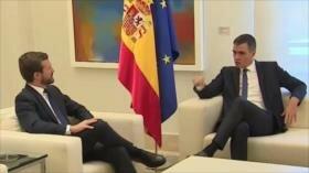 Ofensiva contra Siria. Crisis de Cataluña. Jaime Vargas