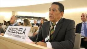 Venezuela denuncia acusaciones de Ecuador en su contra en la OEA