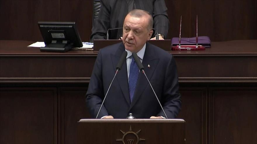 Turquía no cesará la ofensiva militar contra las milicias kurdas