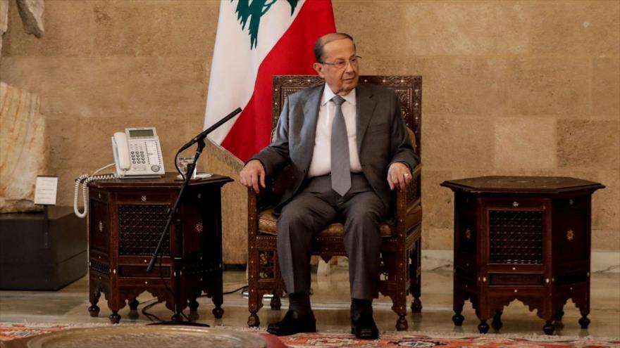 El Líbano ataca las políticas regionales de Israel