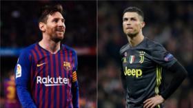 Cristiano Ronaldo gana el doble que Lionel Messi en Instagram