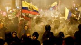 Avance de Ejército sirio. Caos en Barcelona. Represión en Ecuador