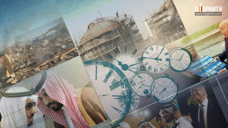 10 Minutos: ¿Arabia Saudí se está hundiendo?