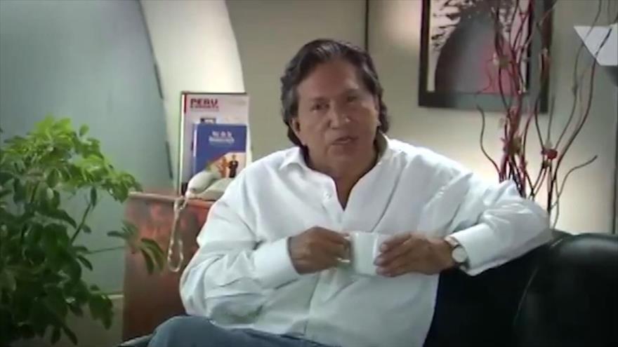 Ordenan liberar a expresidente de Perú Alejandro Toledo
