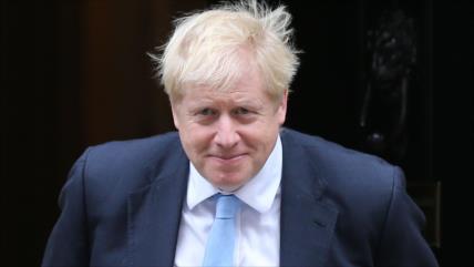 """Johnson anuncia un """"excelente acuerdo"""" sobre el Brexit con UE"""