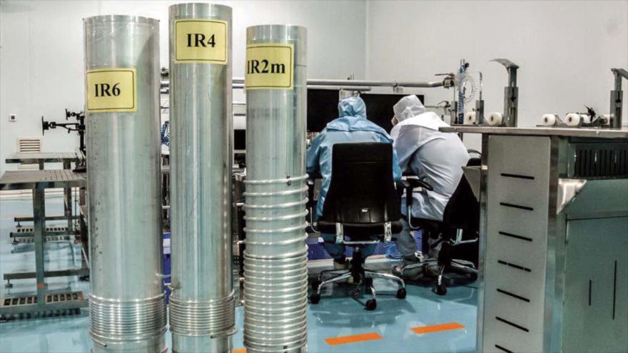 Nueva centrifugadora eleva 50 veces capacidad de enriquecimiento de Irán