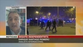 'Partidos españoles son incapaces de resolver caso catalán'