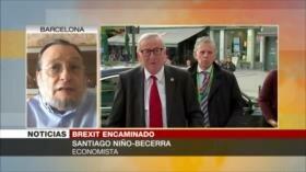 Niño-Becerra: Acuerdo del Brexit con UE está cogido con alfileres