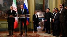 Irán y Rusia llaman a respetar la soberanía nacional de Siria