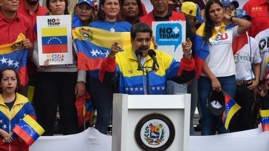 Rusia promete impedir sabotajes de EEUU para derrocar a Maduro | HISPANTV