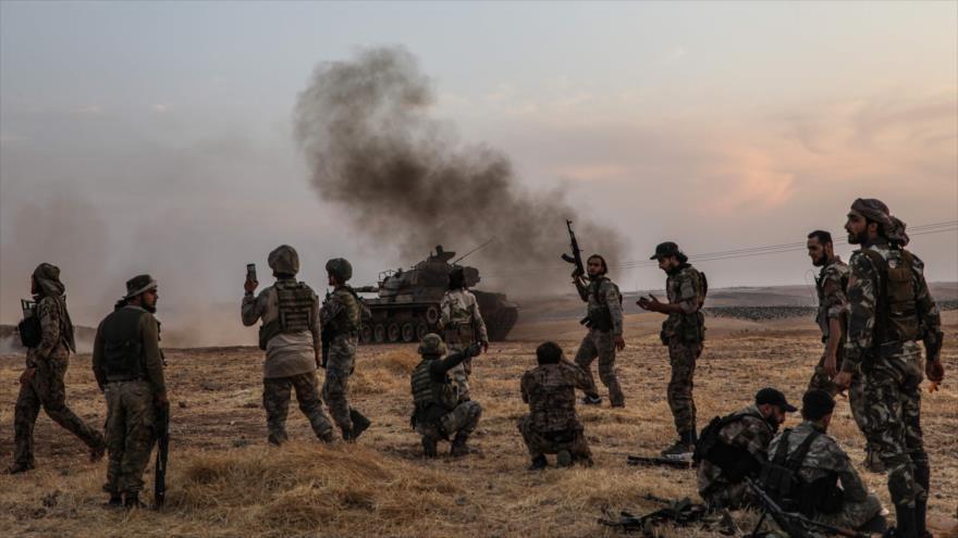 """Siria cuestiona el """"vago"""" pacto de tregua de EEUU y Turquía   HISPANTV"""