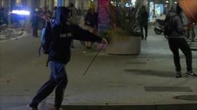 Vídeo: Ultraderechistas e independentistas chocan en Barcelona