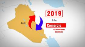 Irán Hoy: Ayudando a Irak