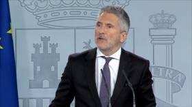 Gobierno español responderá con firmeza y ponderación en Cataluña