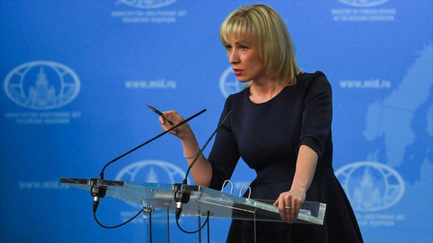 Rusia censura amenazas de sanciones de EEUU por apoyo a Venezuela