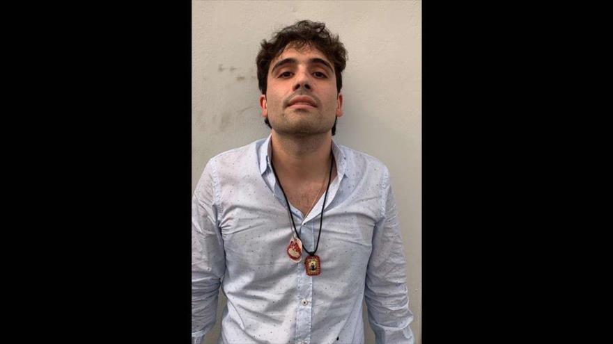 México detiene a hijo del Chapo y desata feroz batalla en Sinaloa