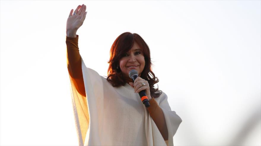 Cristina Fernández acusa a Macri de hacer acciones de 'psicópatas' | HISPANTV