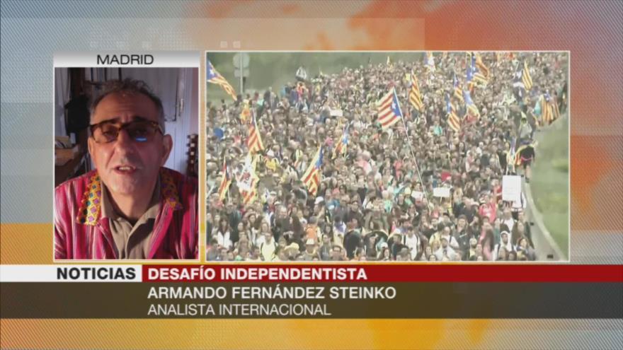 Steinko: Cataluña siempre ha sido una nación oprimida | HISPANTV
