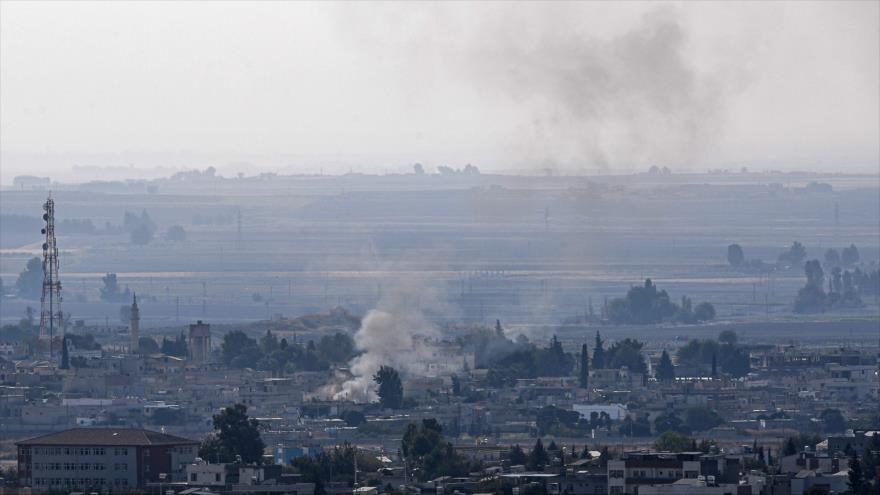 Ataques de Turquía contra el norte de Siria dejan 5 muertos | HISPANTV