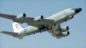 Aviones espías de EEUU vuelven a violar espacio aéreo venezolano