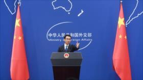 """China apoya plan iraní de crear """"coalición de paz"""" en la región"""
