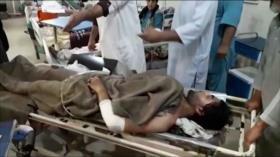 Ataque a Afganistán. Alto el fuego en Siria. Protesta en Cataluña