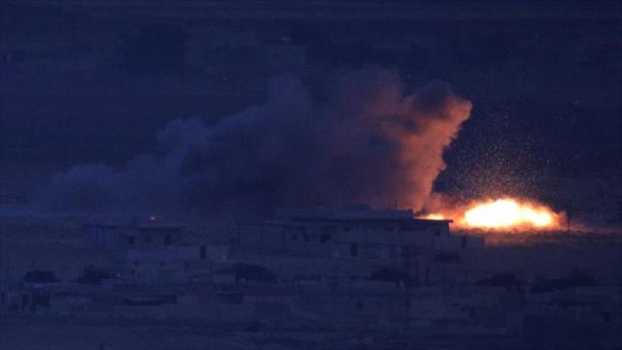 OPAQ investiga el uso de fósforo blanco por Turquía en Siria