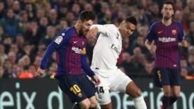 Aplazan el clásico Barcelona-Real Madrid por la crisis catalana