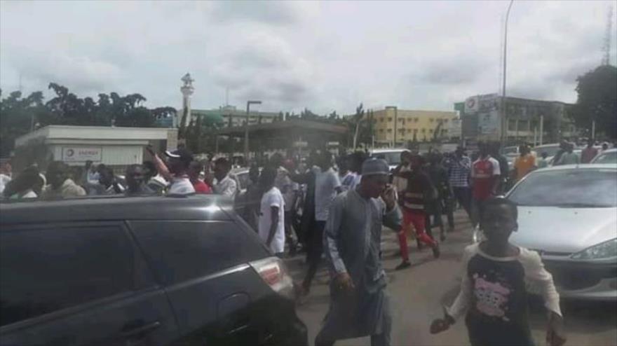 Fuerzas nigerianas atacan a seguidores de Al-Zakzaky en Arbaín