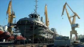 Irán invertirá € 300 millones en construir 200 grandes buques
