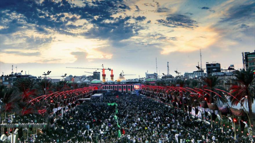Millones de musulmanes se congregan para los rituales de Arbaín | HISPANTV