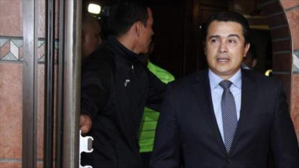 Corte de EEUU declara culpable a hermano de presidente hondureño