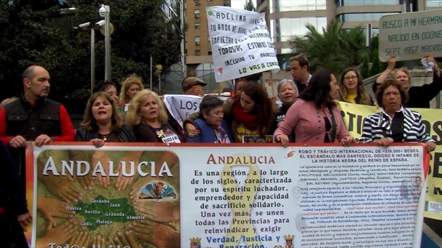 Aplazado por segunda vez el juicio de los bebés robados en España