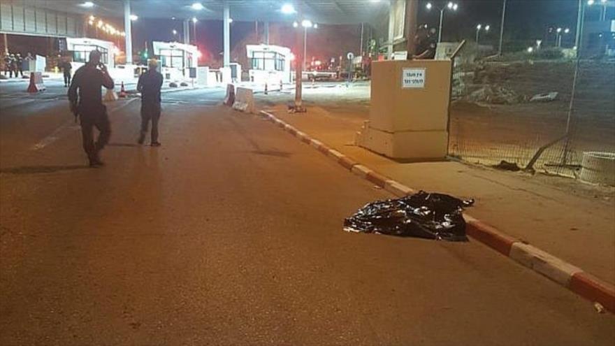 Fuerzas israelíes asesinan a tiros a un palestino en Cisjordania