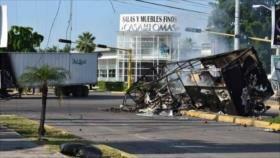 8 muertos deja operativo para detener a hijo de El Chapo