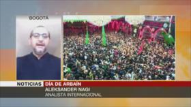 Nagi: Imam Husein une a gentes de todo el mundo por sus principios